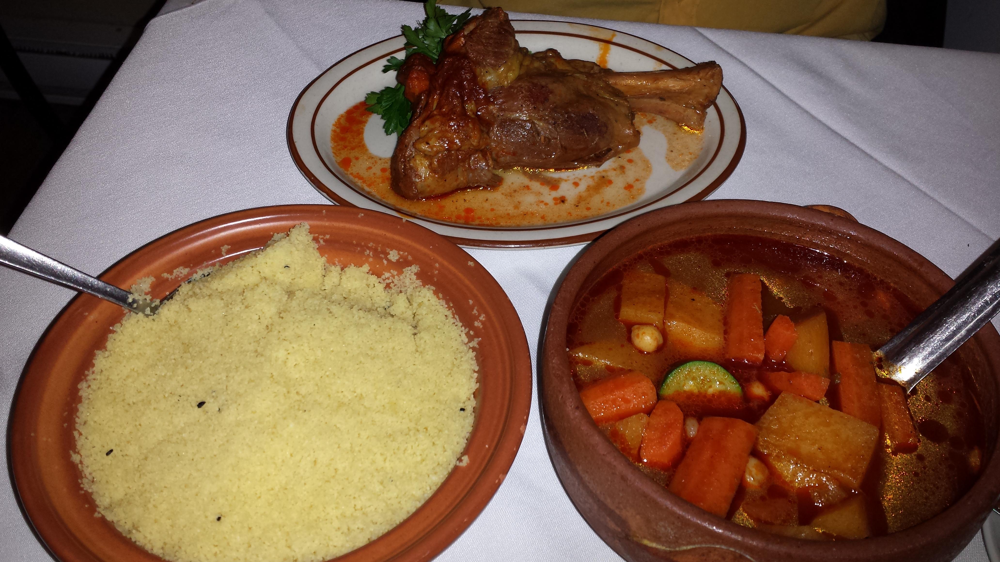 Restaurant A Quebec Pour Manger De L Agneau