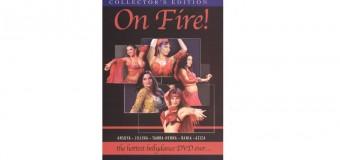 On Fire: Hottest Bellydance DVD Ever