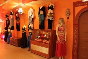 Boutique baladi / Boutique danse orientale