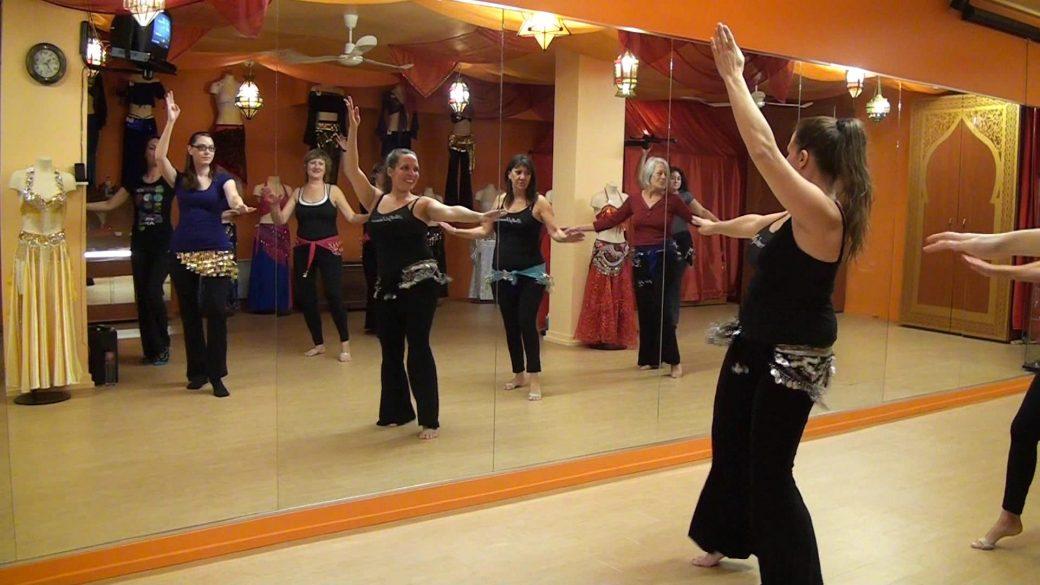 Locaux de notre école de danse orientale et baladi