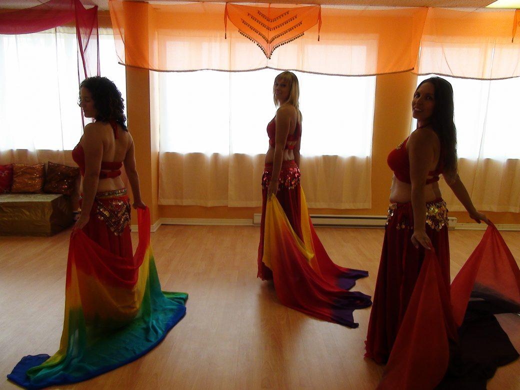 Cours de baladi et danse orientale