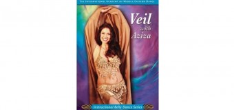 Veil with Aziza