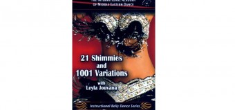 21 shimmies and 1001 variations