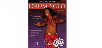 The icing on the drum solo belly dance