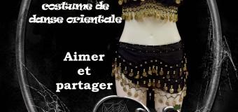 Mélanie Baladi Halloween