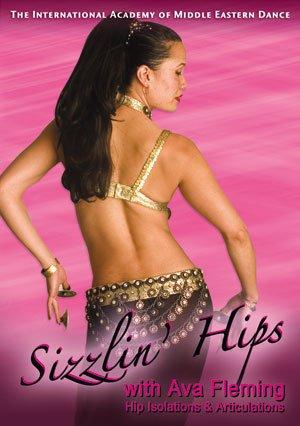 Sizzlin Hips Couverture du livre