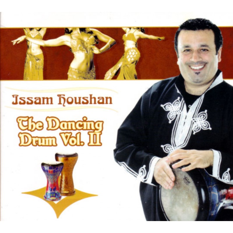 The Dancing Drum Vol. II Couverture du livre