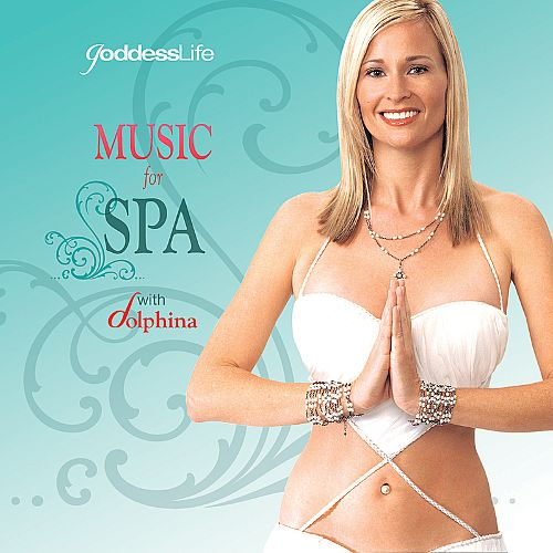 Spa Goddess - Music for a Spa Experience Couverture du livre