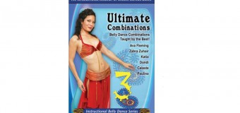 Belly Dance – Ultimate Combinations vol.3