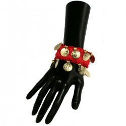 Bracelet de tissus