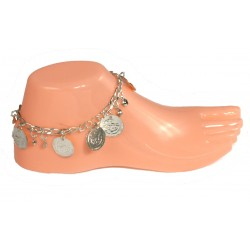 Bracelet/Cheville Grosses cents