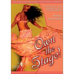 Own the stage!