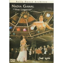 Nadia Gamal The legend