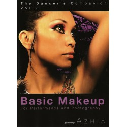 Basic makeup for performance and photography